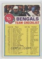 Cincinnati Bengals (One Star on Front) [PoortoFair]