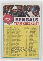 Cincinnati Bengals (Two Stars on Front) [PoortoFair]