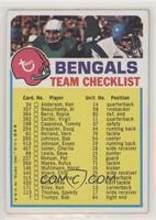 Cincinnati Bengals (Two Stars on Front)