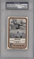 Sammy Baugh [PSA/DNA Certified Auto]