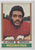 Roy Jefferson [GoodtoVG‑EX]