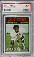 Paul Warfield [PSA 9 MINT]