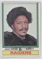 Jack Tatum [Good to VG‑EX]