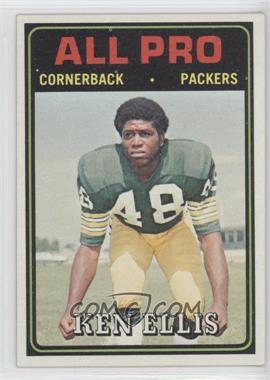1974 Topps - [Base] #140 - Ken Ellis
