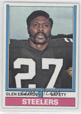 1974 Topps - [Base] #169 - Glen Edwards [GoodtoVG‑EX]