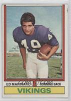 Ed Marinaro [GoodtoVG‑EX]