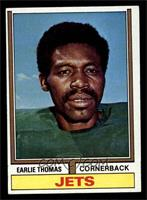 Earlie Thomas [EX MT]