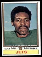 Earlie Thomas [VG]