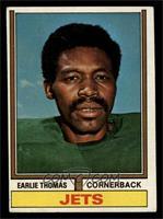 Earlie Thomas [EX]