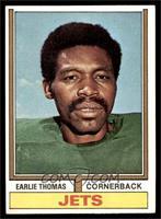Earlie Thomas [VGEX]