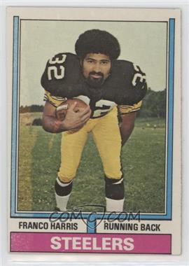 1974 Topps - [Base] #220 - Franco Harris