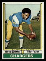 Pettis Norman [NM]