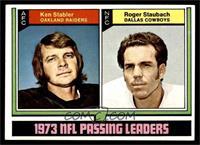 Roger Staubach, Ken Stabler [VGEX]