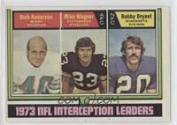 Dick Anderson, Mike Wagner, Bobby Bryant