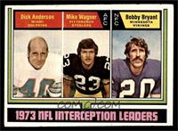 Dick Anderson, Mike Wagner, Bobby Bryant [EX]