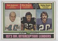 Dick Anderson, Mike Wagner, Bobby Bryant [GoodtoVG‑EX]