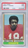 Emmitt Thomas [PSA 9 MINT]