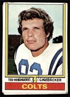 Ted Hendricks [GOOD]