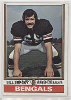 Bill Bergey [GoodtoVG‑EX]
