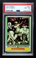 Ken Stabler [PSA 8 NM‑MT]