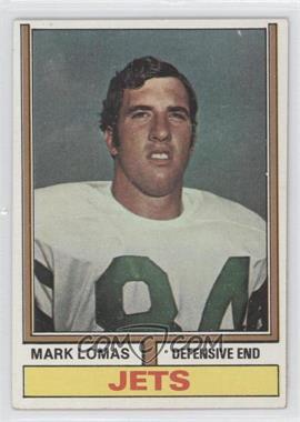 1974 Topps - [Base] #455 - Mark Lomas [GoodtoVG‑EX]