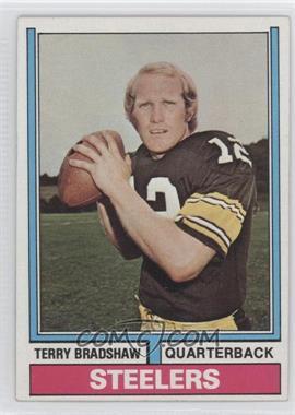 1974 Topps - [Base] #470 - Terry Bradshaw