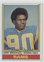 Larry Brooks [Good to VG‑EX]