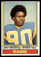 Larry Brooks [VG EX]