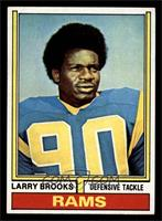 Larry Brooks [EX MT]