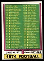 Checklist [VGEX]