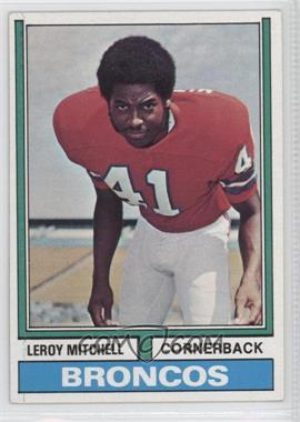 1974 Topps - [Base] #519 - Leroy Mitchell