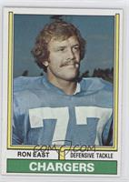 Ron East