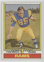 Tom Mack (1 Asterisk on back) [Good to VG‑EX]