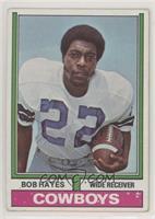 Bob Hayes (1972 Stats on Back) [GoodtoVG‑EX]