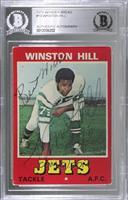 Winston Hill [BASCertifiedBASEncased]