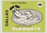 Dallas Plowboys [GoodtoVG‑EX]