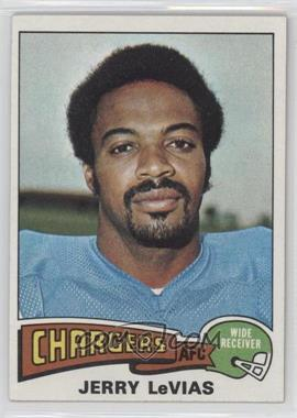 1975 Topps - [Base] #181 - Jerry LeVias
