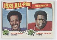 Nate Wright, Emmitt Thomas [Good to VG‑EX]