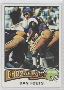1975 Topps - [Base] #367 - Dan Fouts