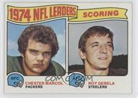 1974 NFL Leaders - Chester Marcol, Roy Gerela