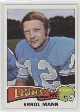 1975 Topps - [Base] #421 - Errol Mann