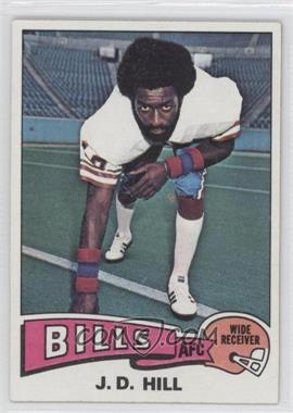 1975 Topps - [Base] #438 - J.D. Hill