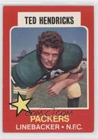 Ted Hendricks [GoodtoVG‑EX]