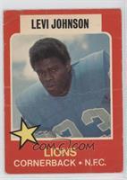 Levi Johnson