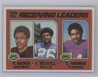 Reggie Rucker, Lydell Mitchell, Chuck Foreman [Excellent‑Mint]