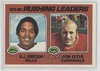 O.J. Simpson, Jim Otis [GoodtoVG‑EX]