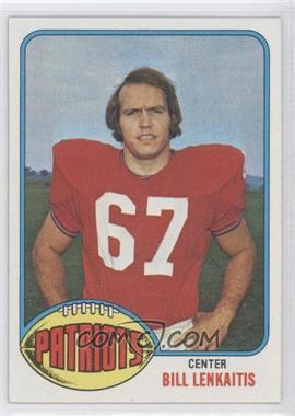 1976 Topps - [Base] #253 - Bill Lenkaitis
