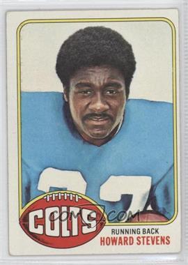 1976 Topps - [Base] #288 - Howard Stevens