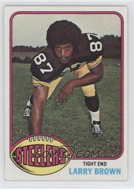1976 Topps - [Base] #381 - Larry Brown