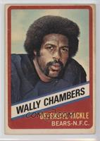 Wally Chambers [Poor to Fair]